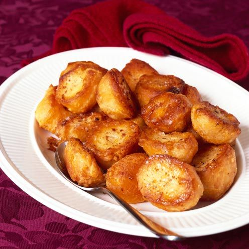 Crispy and crunchy side potatoes are a must for any roast dinner