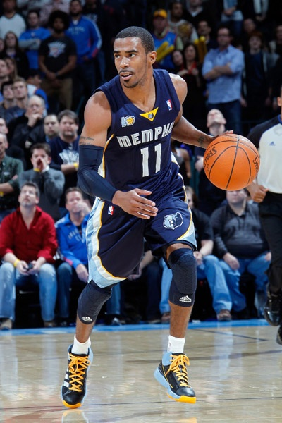 A quick-on-the-feet defender, shooter, passer, and ball-handler, Grizzlies Point Guard, Mike Conley!