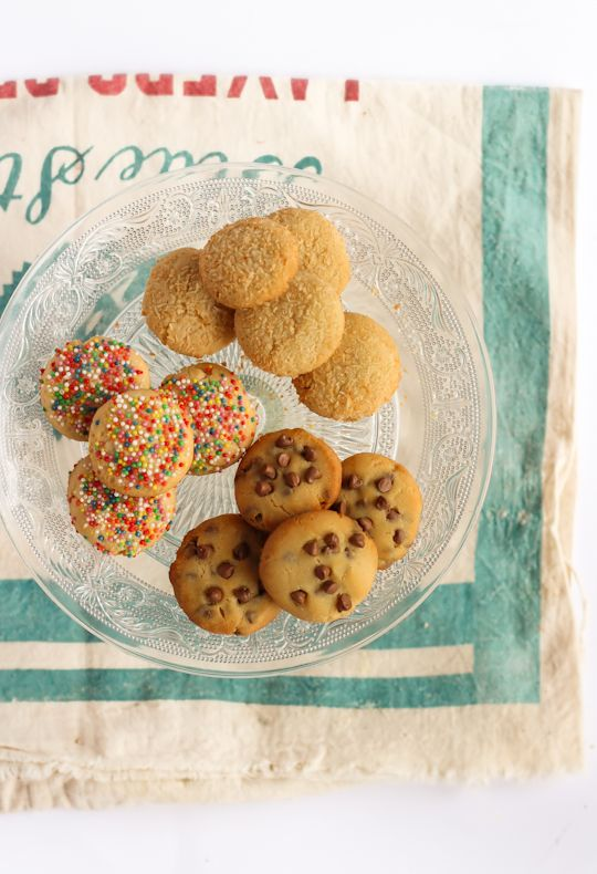 Condensed Milk Cookies
