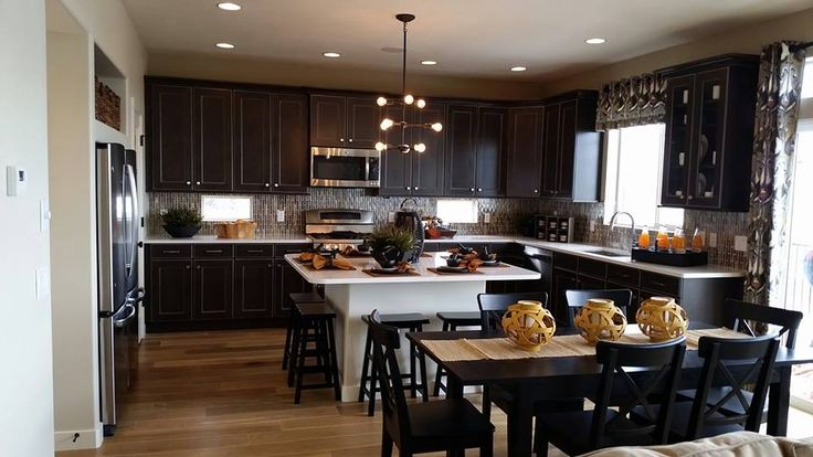 Woods Park, Model Home Interior Design, Interior Designer Denver