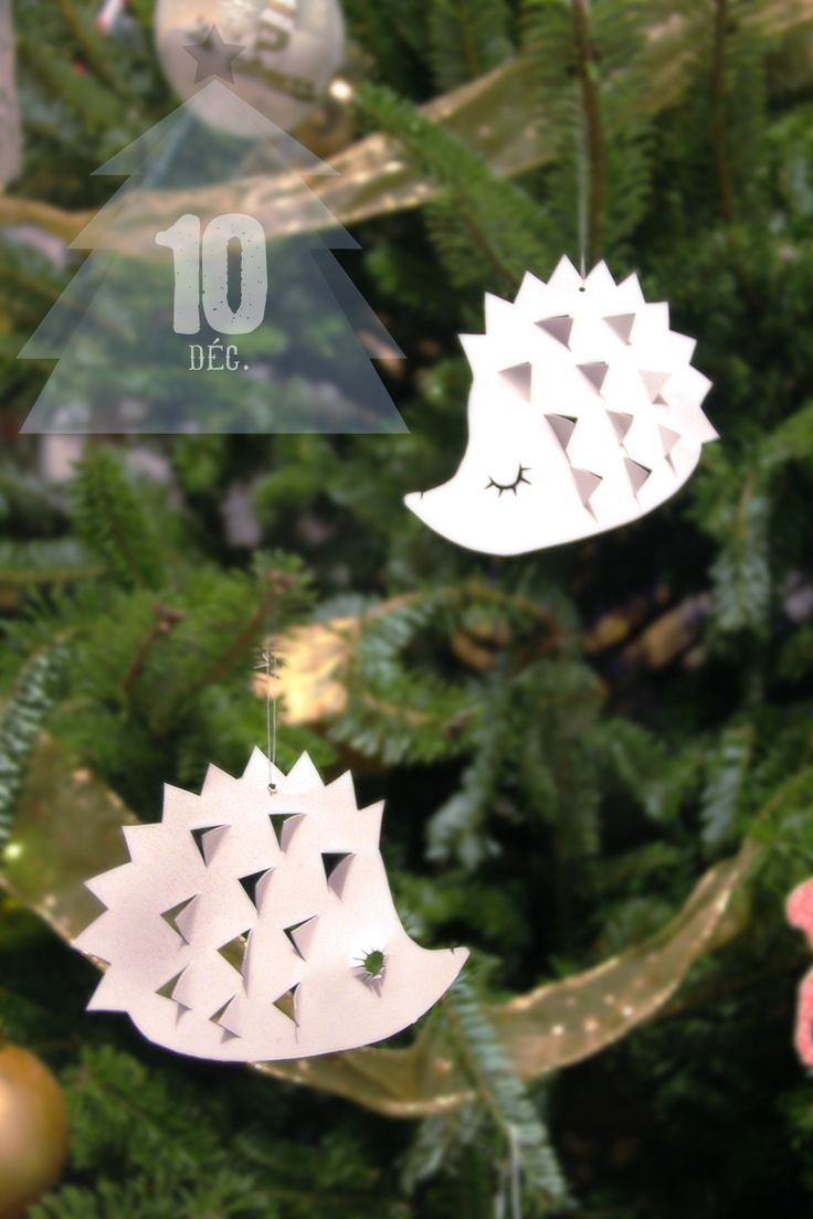 cut out ornament