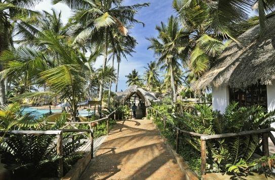 Mozambique, Barra Lodge Resort