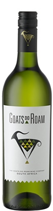 #25 reasons to love SA: kif-tasting wines with witty names. Goats do Roam White 2011   www.goatsdoroam.com
