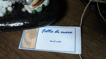 """"""" Fatta di Mare"""" -  Feitos do Mar"""