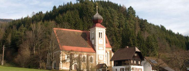 Stanz im Mürztal, Kirche Hl. Ulrich (Bruck-Mürzzuschlag) Steiermark AUT
