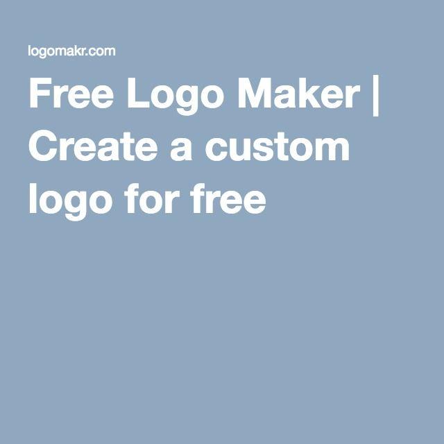 Free Logo Maker | Create a custom logo for free