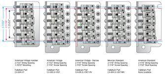 Billedresultat for hardtail bridge for vintage stratocaster