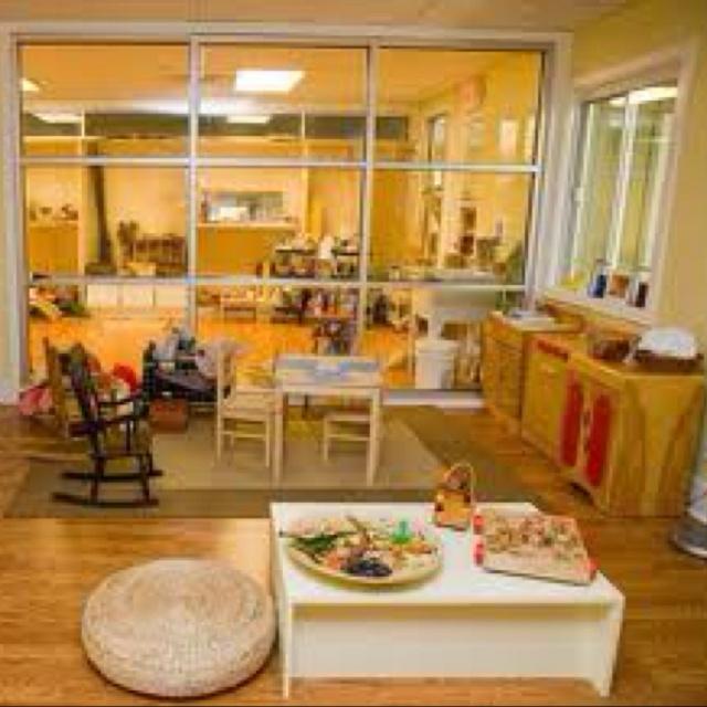 Reggio Classroom Decor Ideas : Reggio classroom like the rocking chair montessori