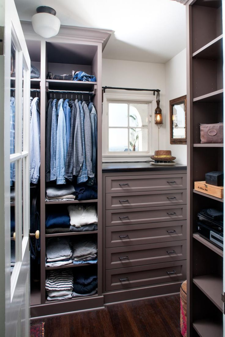 125 best closets organization images on pinterest for Adding a walk in closet