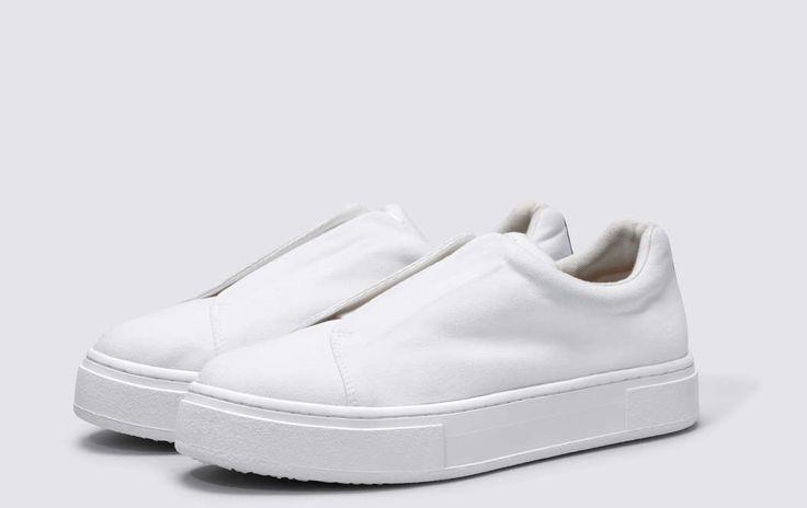 #Eytys Doja SO White.