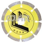 Disco Diamantado Liso Segmentado Concreto F1-CO-C - Bosun - www.colar.com