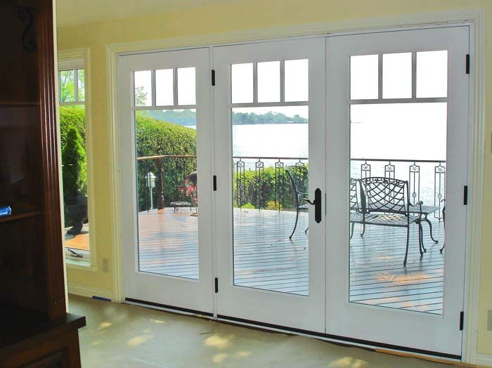 Best 25  Exterior french doors ideas on Pinterest . Exterior French Patio Doors. Home Design Ideas