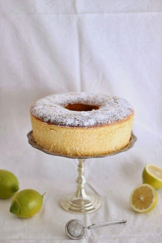 """""""di cuore"""": chiffon cake"""