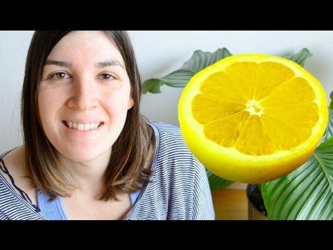Beneficios del limón en la belleza, ¡apunta estos trucos!