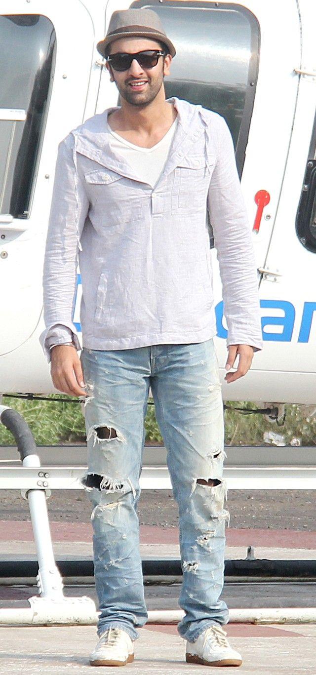 Ranbir Kapoor #Bollywood #Fashion #Style