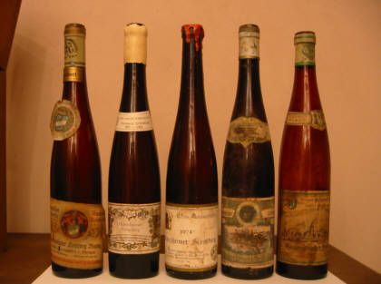 Legends from Rauenthal and other Rheingau areas