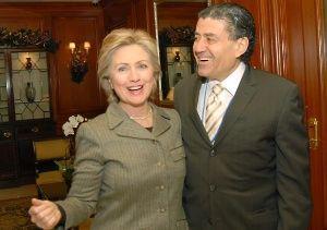 News, Reviews & Views: Hillary Clinton and Haim Saban: a Question of Judg...