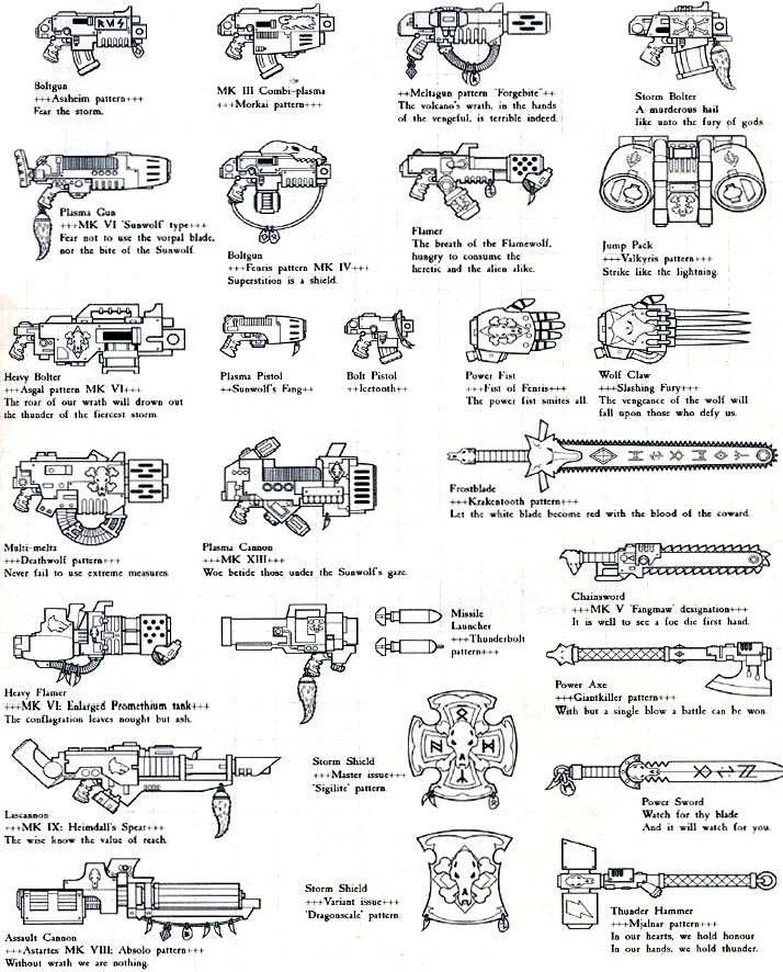 """coollaundry: """" Imperial Weaponry """""""