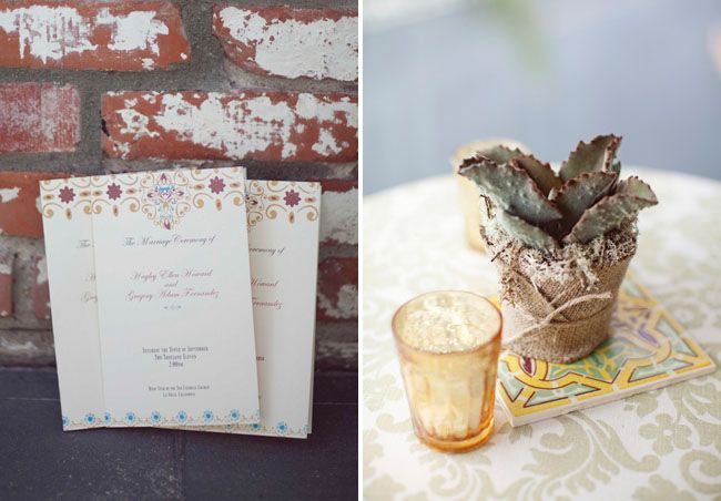 Romantic Spanish Inspired Wedding Hayley Greg