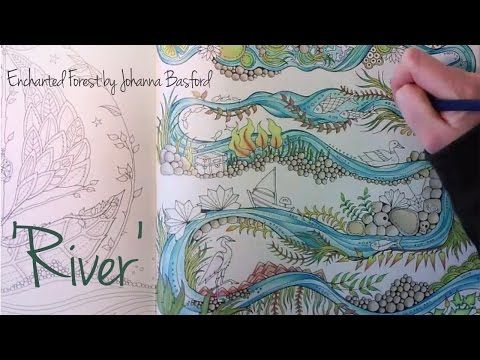 78 Best Coloring In Enchanted Forest Images On Pinterest