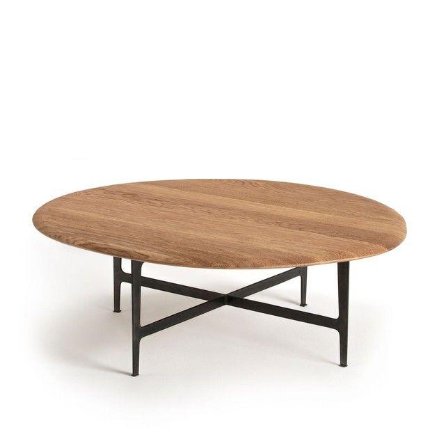 Table Basse Chene Grand Modele Addisson Table Basse Chene Table Basse Grande Table Basse