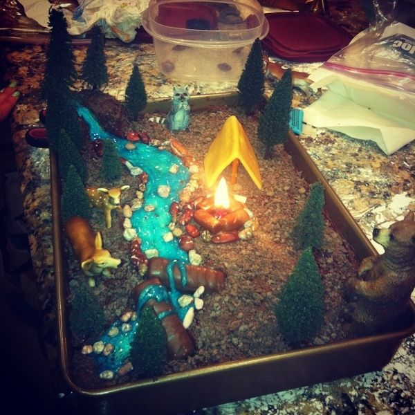 67 Best Fishing Themed Cakes Images On Pinterest Themed