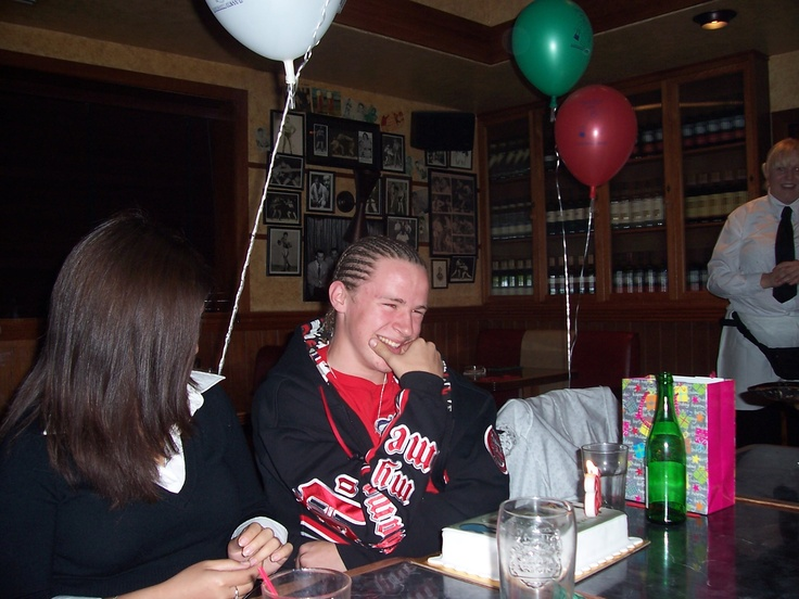 midsi 16th birthday at franky and benny