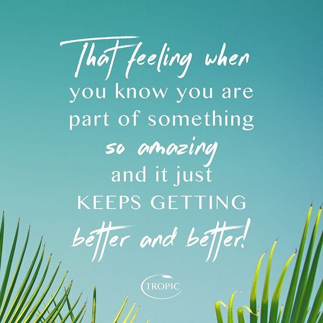 Love my new @tropicskincare business 💚💚💚  It's a great time to join as there are some lovely bonuses available, so if you're interested in a home-based beauty business (all natural and cruelty free), then give me a shout. 😊  No hard sell from me, I just love the products and the ethics of this company. ✨💕