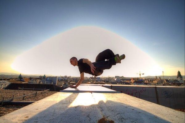 Parkour: The Art of Free Running
