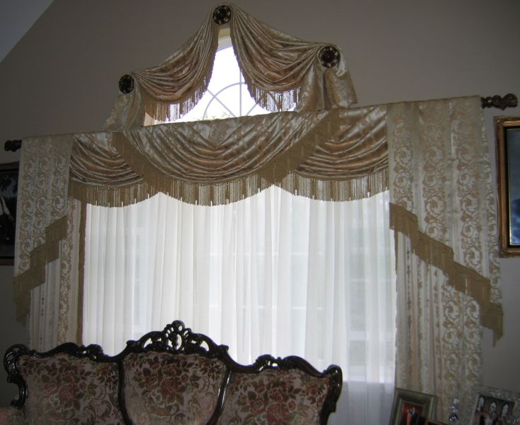 51 best swags valances images on pinterest valances custom