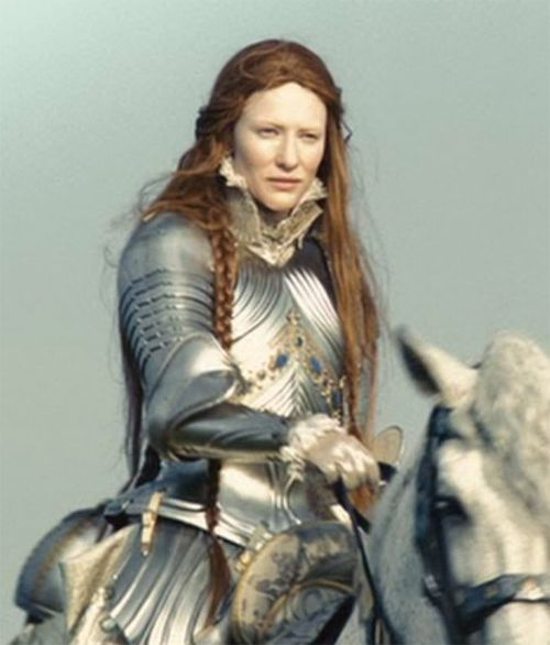 Not JUST Brienne the Beauty, but yes + 19 other pics of fierce women in practical armor! Thanks to GeeksterInk