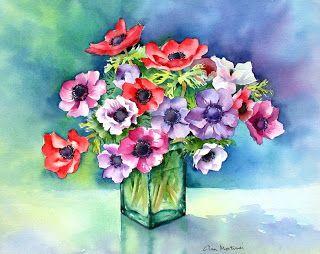 Ann Mortimer's Painting Blog