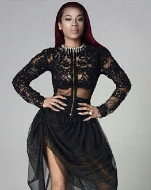 Keyshia cole ☼Pinterest : @uniquenaja ☼