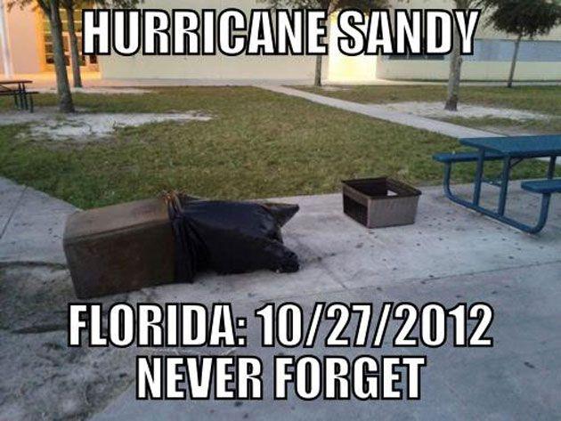 hurricane sandy meme ☀  pinned by http://www.wfpblogs.com/category/florida-memes/