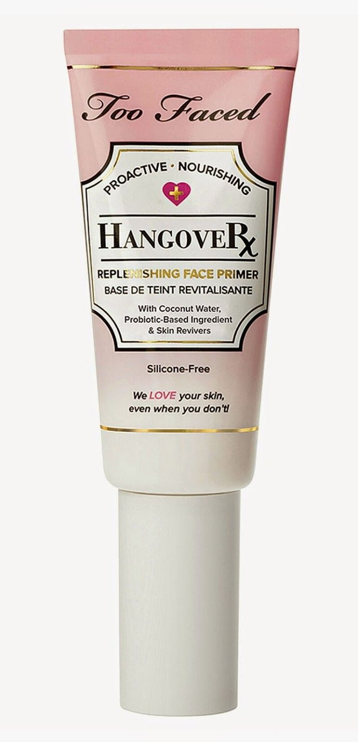 Too faced  - Hydrating primer.