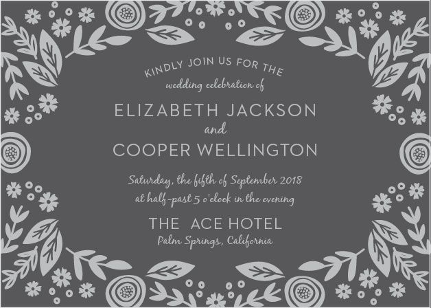 Best 25 Foil wedding invitations ideas on Pinterest Wedding
