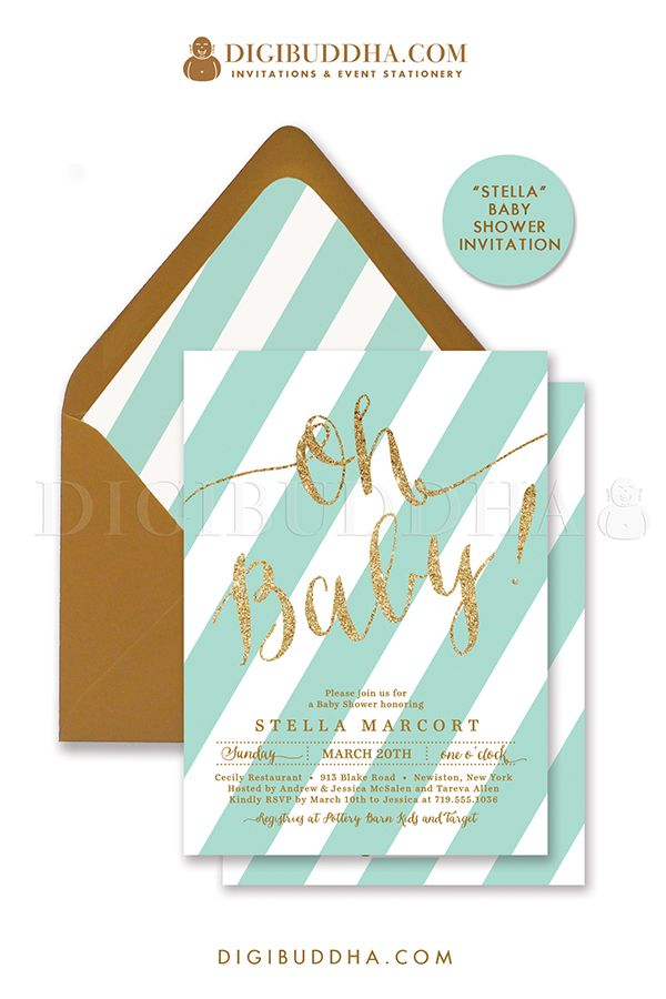 148 best images about digibuddha baby shower invitations on, Baby shower invitations