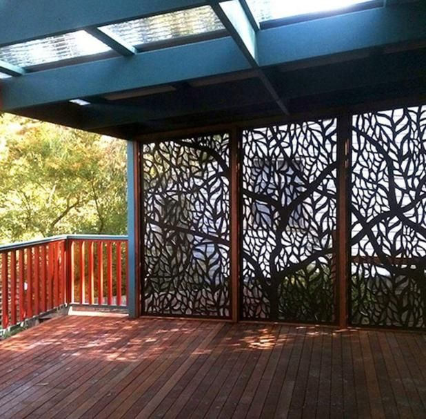 Decorative Screen Panels Diy
