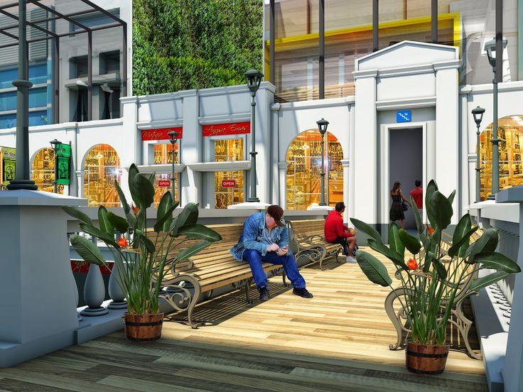 Sayembara Penataan Kawasan Sombaopu Part 3 ~ 1000+ Inspirasi Desain Teknologi Konstruksi Arsitektur