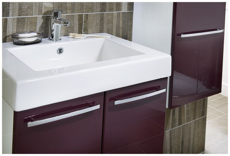 A ceramic slabtop basin combines great looks and modern style #youmodular #bathroomfurniture #myutopia