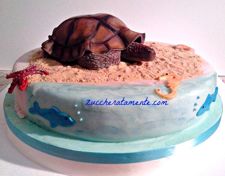 Torta tartaruga