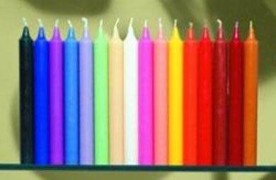 Significado de los colores de las velas - elboscdelssomniss jimdo page!