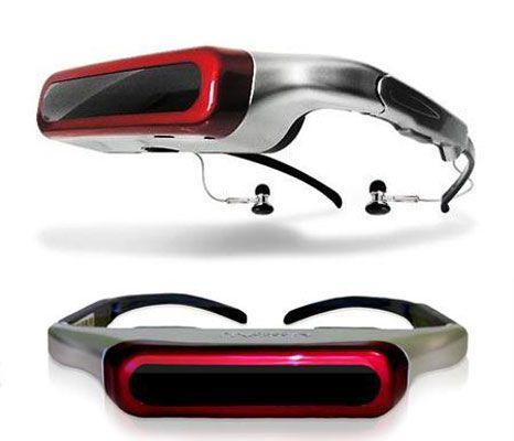 Cool Gadget iTV Goggles