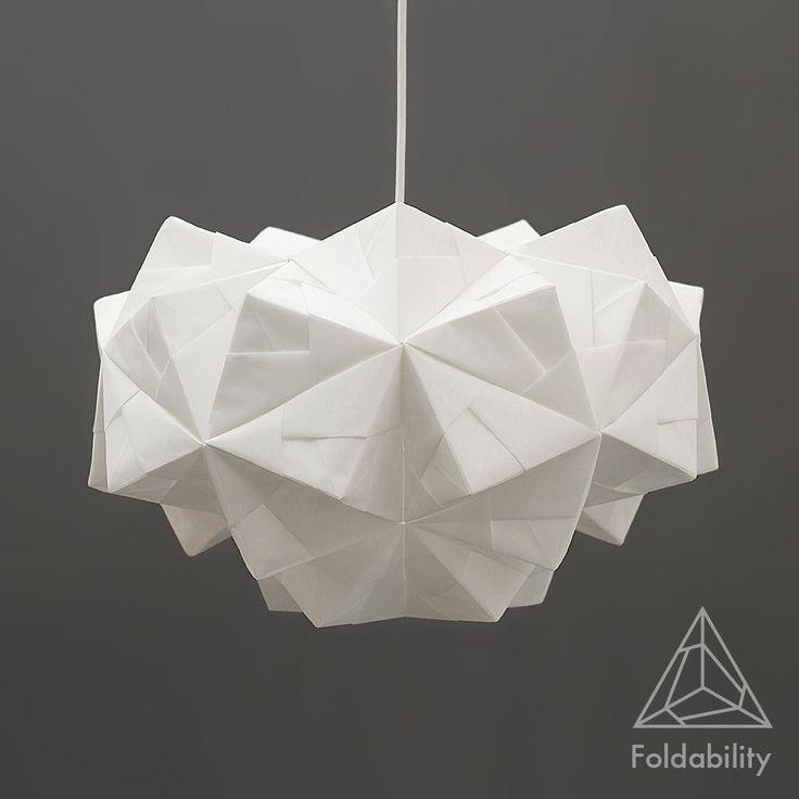 Foldability Petra Pendant Lamp