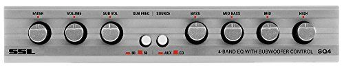 Sound Storm Laboratories 4-Band Pre-Amp Equalizer with Subwoofer Control http://caraudio.henryhstevens.com/shop/sound-storm-laboratories-4-band-pre-amp-equalizer-with-subwoofer-control/ https://images-na.ssl-images-amazon.com/images/I/31makwbV2ML.jpg