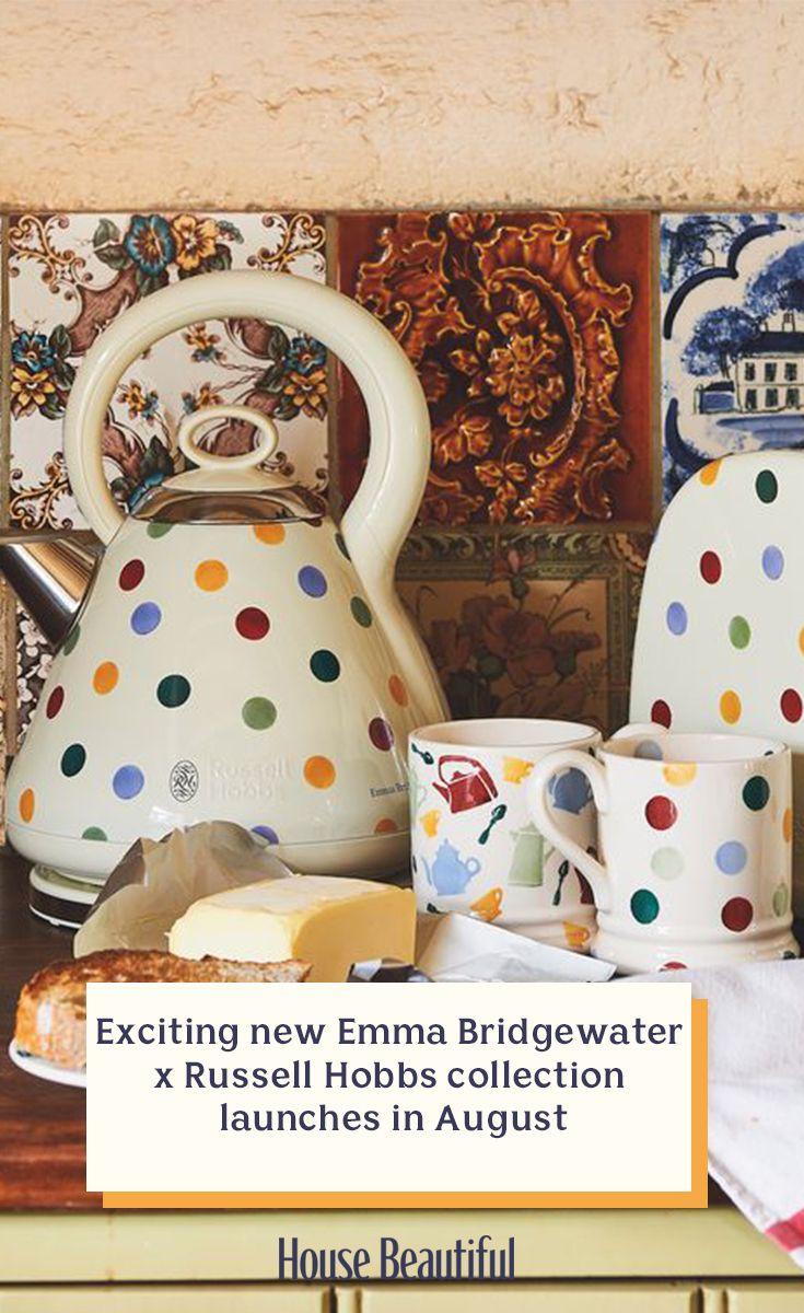 Emma Bridgewater x Russell Hobbs