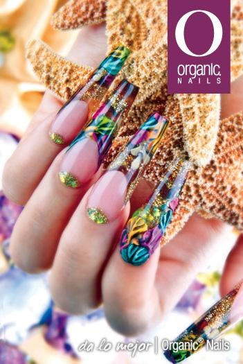 Organic nails best products