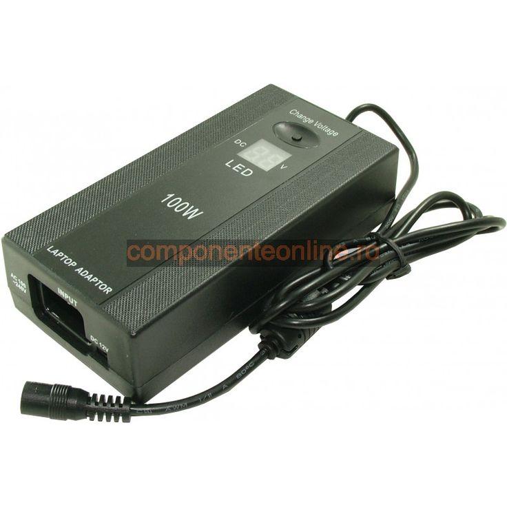 Incarcator universal laptop, 12V-220V - 113009