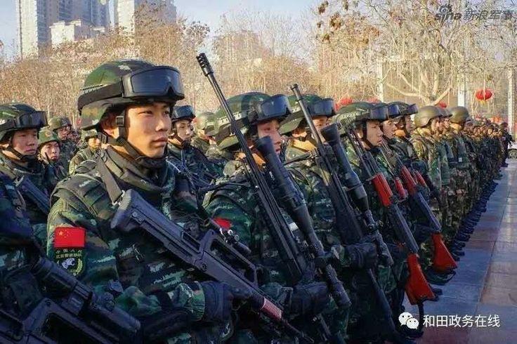 Российские снайперские винтовки ORSIS T-5000 в КНР