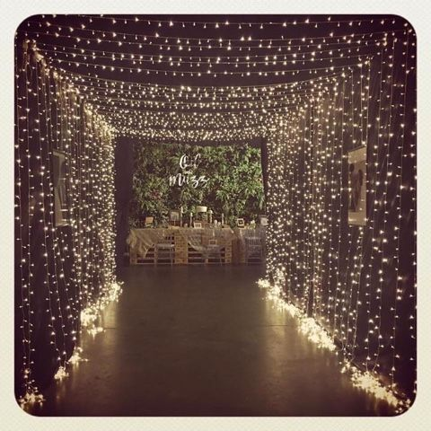 Rent a table tennis light & place decorations, weddings, parties ...